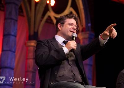 Sean Astin and Billy Boyd- Fantasy Con 2014-9754