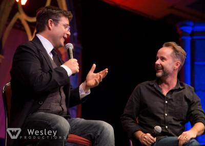 Sean Astin and Billy Boyd- Fantasy Con 2014-9761