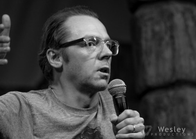 Simon Pegg SLC Fantasy Con 2014 -9712