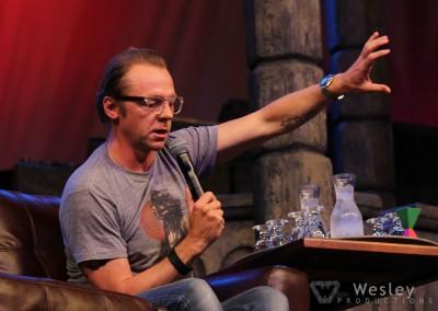 Simon Pegg SLC Fantasy Con 2014 -9714