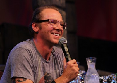 Simon Pegg SLC Fantasy Con 2014 -9720
