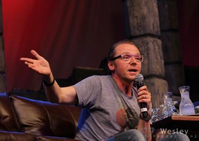 Simon Pegg SLC Fantasy Con 2014 -9724