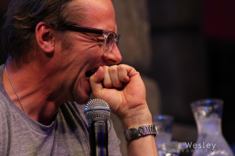 Simon Pegg SLC Fantasy Con 2014 -9731