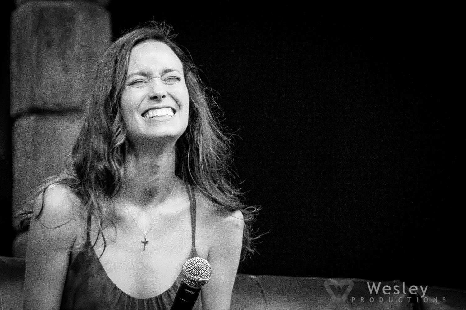 Summer Glau Panel SLC Fantasy Con 2014