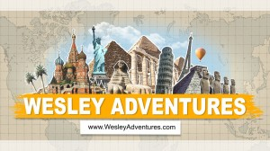 Wesley Adventures Graphic