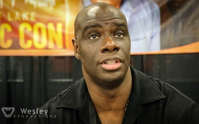 Isaac Singleton, Jr. – Interview – SLC Comic Con