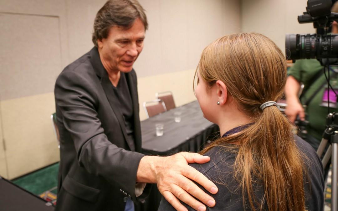 Richard Hatch – Interview – SLC Comic Con 2013
