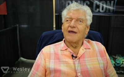 David Prowse – Darth Vader – Interview